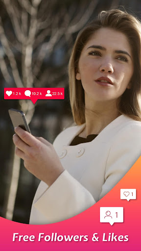 Real Followers Recommend for Instagram screenshots 1