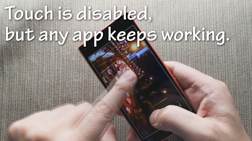 Download APK: Touch Protector (the best of Touch Disabling apps) v4.9.7 [Donate]