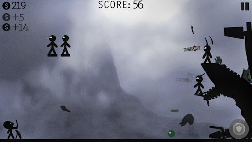 Stick Man Fight - Knife Hit & Throw Game! 2.5.0 screenshots 3