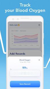 Image For Cardi Mate: Heart Rate Monitor Versi 1.0.2 1