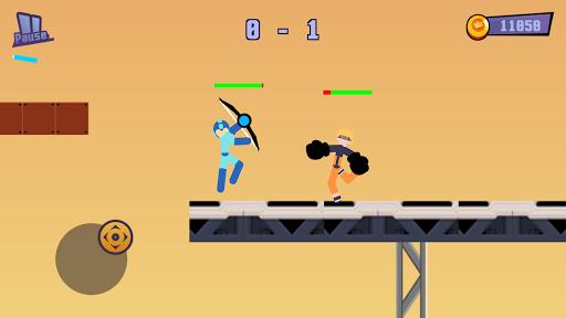 Supreme Stickman Fighter: Epic Stickman Battles apkpoly screenshots 17