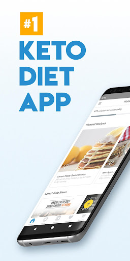 Keto Carb Counter Diet Manager: Carb Manager App  screenshots 1