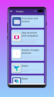 Flutter Awesome Gallery