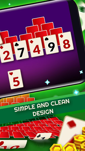 tripeaks - offline free solitaire games screenshot 2