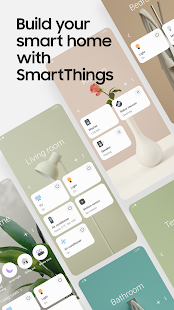 SmartThings Screenshot