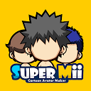 SuperMii - Cartoon Avatar Maker