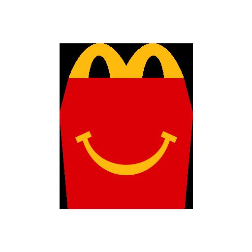 McDonald's Happy Meal App - Asia