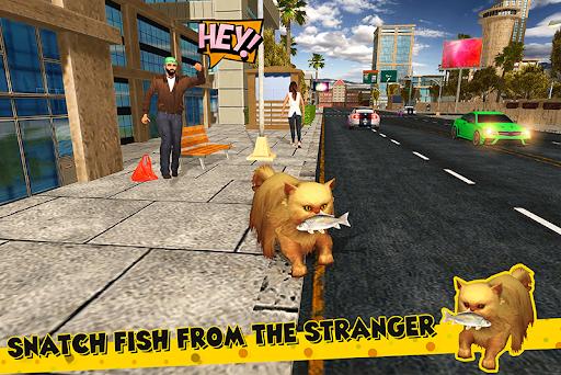Cat Family Simulator: Stray Cute Kitty Game apktreat screenshots 2