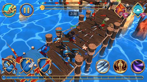 Royal Revolt 2: Tower Defense RTS & Castle Builder apkslow screenshots 8