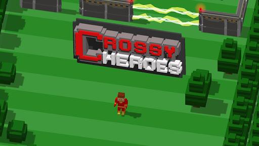 Crossy Heroes: Avengers of Smashy City apkpoly screenshots 5