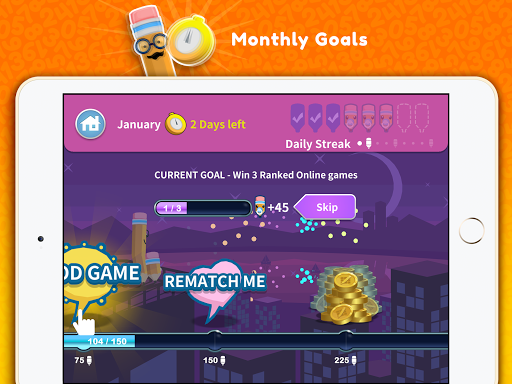 Sudoku Scramble - Head to Head Puzzle Game android2mod screenshots 18