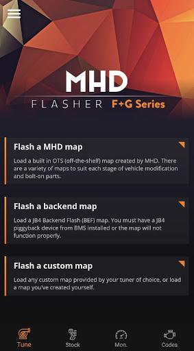MHD F+G Series android2mod screenshots 2