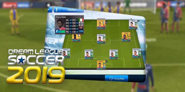 Strategic guide for Dream football Game apk