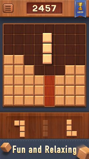 Woodagram - Classic Block Puzzle Game screenshots 2
