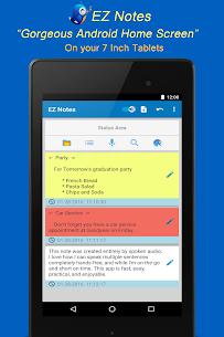 EZ Notes APK voice notes, notepad notes (PAID) Download 9