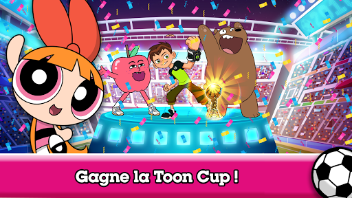 Code Triche Toon Cup 2020 – Le jeu de foot de Cartoon Network Argent illimité