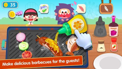 Little Panda's Food Cooking  screenshots 15