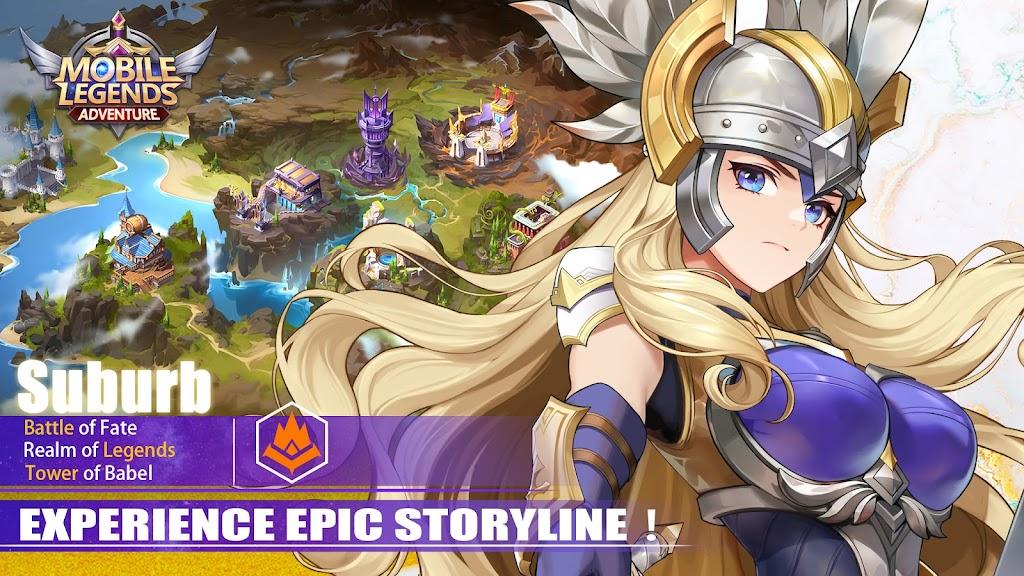Mobile Legends: Adventure poster 5