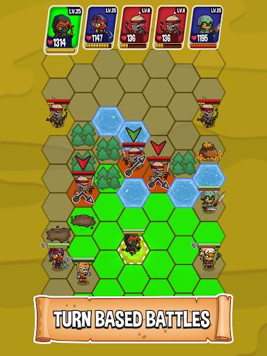 Five Heroes: The King's War  screenshots 10