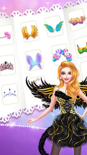 ud83dudc67ud83dudc84Girl's Secret - Princess Salon apktram screenshots 6