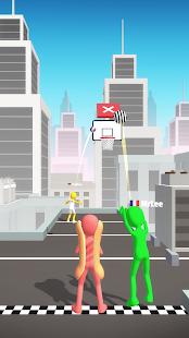 Five Hoops - Basketball Game screenshots 8