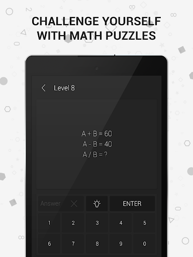 Math | Riddles and Puzzles Maths Games  screenshots 4