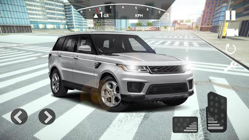 Crazy Car Driving & City Stunts: Rover Sport 1.12 Screenshots 9
