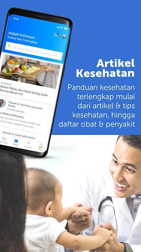 Alodokter - Chat Bersama Dokter 2.8.0 Screenshots 4