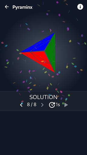 Cube Solver  screenshots 5
