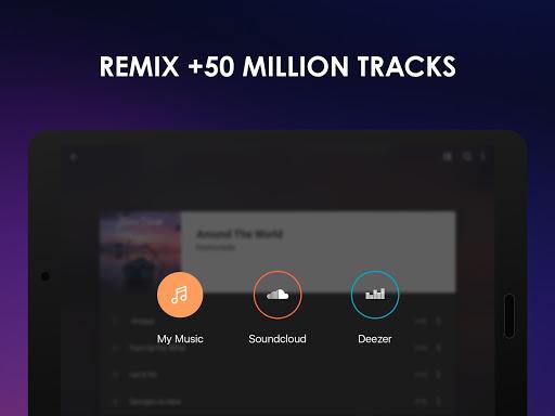 edjing Mix - Free Music DJ app 6.46.01 Screenshots 11