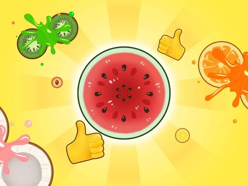 Easy Merge - Watermelon challenge  screenshots 16