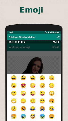 Sticker Maker for WhatsApp  Screenshots 8