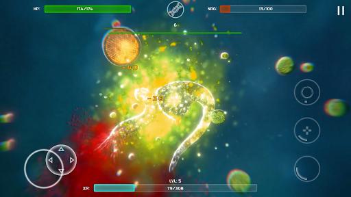 Bionix: Spore Beginnings  screenshots 1