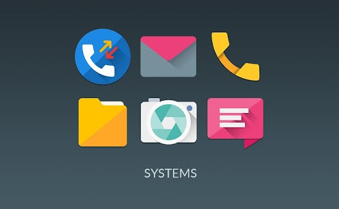 MATERIALISTIK ICON PACK Patched APK 4
