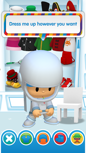 Talking Pocoyo 2 - Play and Learn with Kids 1.34 screenshots 2