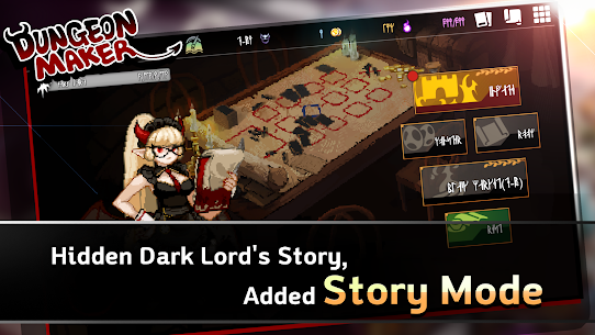 Dungeon Maker MOD APK (Unlimited Money) 5