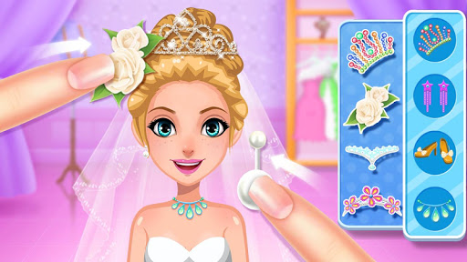 ud83dudc92ud83dudc8dWedding Dress Maker - Sweet Princess Shop apkpoly screenshots 7