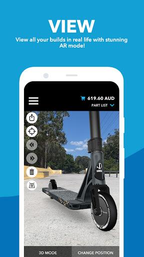 Scooter Hut 3D Custom Builder  screenshots 5