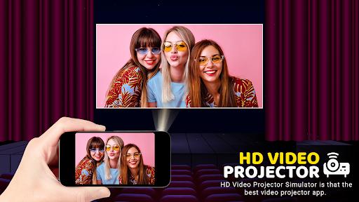 HD Video Projector Simulator apktram screenshots 5