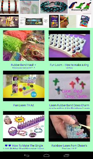 Rubber Band Loom Designs For PC Windows (7, 8, 10, 10X) & Mac Computer Image Number- 5