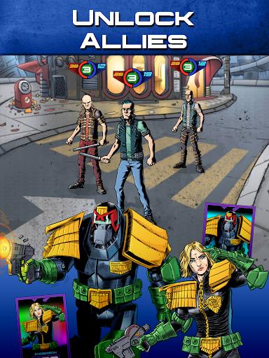 Judge Dredd: Crime Files screenshots 7