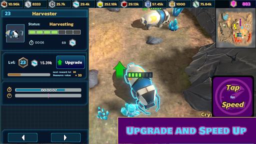 Idle Space Mining  screenshots 3