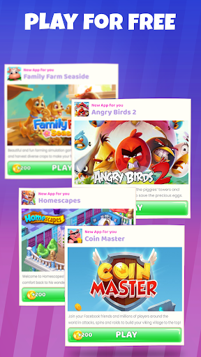 Coin Pop - Play Games & Get Free Gift Cards 3.4.6-CoinPop Screenshots 2