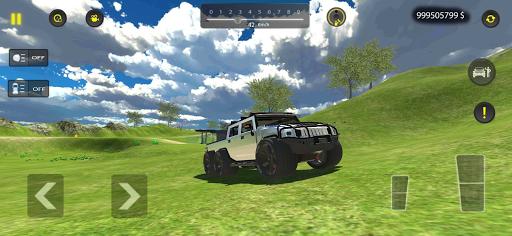 Jeep: Offroad Car Simulator screenshots 2