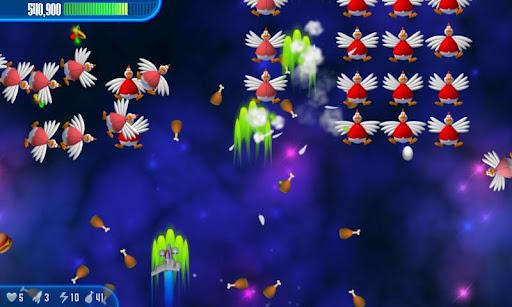 Chicken Invaders 3 HD (Tablet) ss2