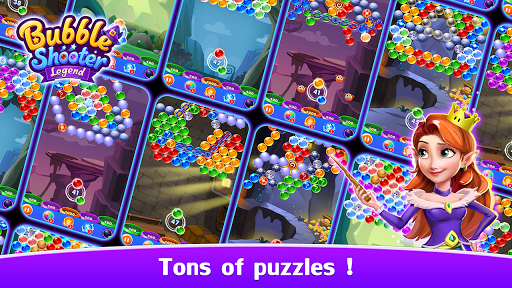 Bubble Shooter Legend 2.20.1 screenshots 19