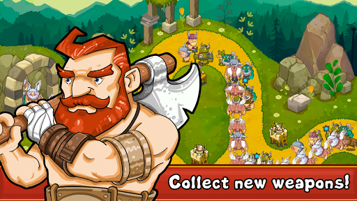 Tower Defense Kingdom: Advance Realm apkslow screenshots 3