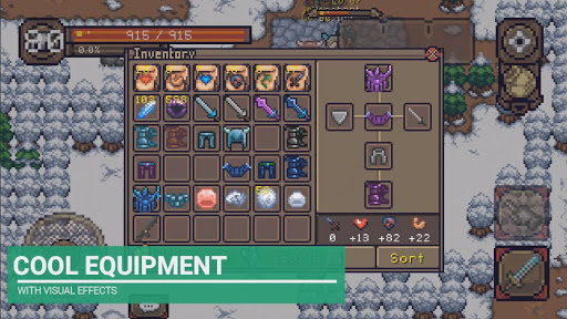 Curse of Aros - MMORPG screenshots 3