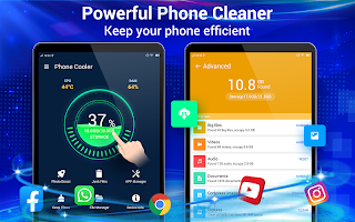 Cleaner - Phone Booster