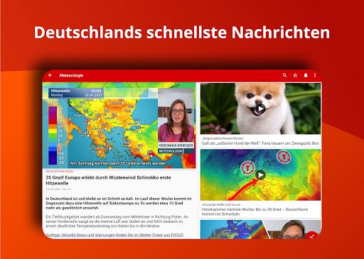 FOCUS Online - Nachrichten: Die schnelle News App android2mod screenshots 9
